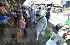 Dịch COVID-19: Thái Lan ghi nhận thêm hàng chục ca lây nhiễm