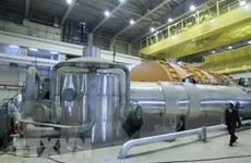 IAEA thông báo Iran bắt đầu làm giàu urani ở tầng thứ 3