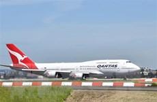 """Hãng hàng không Qantas thử nghiệm """"hộ chiếu vaccine điện tử"""""""