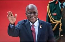 Tổng thống Tanzania John Pombe Magufuli qua đời