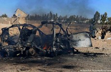 Afghanistan: Đánh bom xe buýt chở nhân viên chính phủ ở Kabul