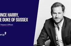 Hoàng tử Vương quốc Anh Harry tham gia start-up BetterUp