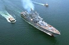 Nga sắp đưa tàu khu trục Nguyên soái Shaposhnikov trở lại hoạt động