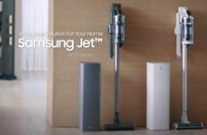 Samsung Electronics ra mắt máy hút bụi cao cấp mới tại Hàn Quốc