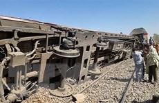 Ai Cập bắt 8 người liên quan đến vụ tai nạn tàu hỏa kinh hoàng