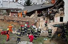 Sập nhà tại Thái Lan khiến ít nhất 4 người thiệt mạng