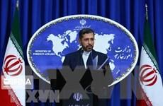 """Iran phản đối giải pháp gỡ bỏ """"từng bước"""" các biện pháp trừng phạt"""