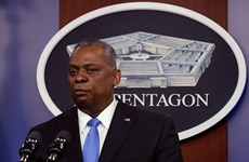 Bộ trưởng Quốc phòng Mỹ thông báo sẽ triển khai thêm 500 quân tại Đức