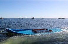 Hàng chục người thiệt mạng trong vụ chìm thuyền ngoài khơi Tunisia