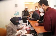 Dịch COVID-19: Libya bắt đầu triển khai chiến dịch tiêm chủng