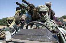 Quân đội Chad tiêu diệt 300 phiến quân xâm nhập vào nước này
