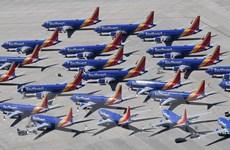 Tập đoàn chế tạo máy bay Boeing lỗ hơn 500 triệu USD trong quý I/2021