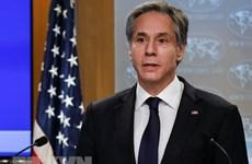Mỹ, Nhật Bản, Hàn Quốc dự kiến họp ngoại trưởng ba bên vào tuần tới