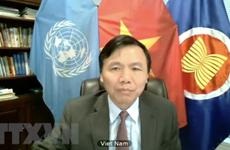 Việt Nam và HĐBA: Việt Nam chủ trì phiên họp về tình hình Syria