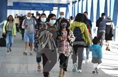 Dịch COVID-19: Tokyo ghi nhận số ca mắc mới cao nhất trong 3 tháng