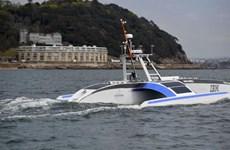 Tàu biển tự hành trang bị công nghệ AI đầu tiên trên thế giới