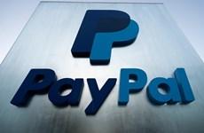 Lợi nhuận của PayPal tăng cao nhờ thương mại điện tử phát triển
