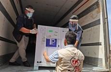 Dịch COVID-19: Syria khởi động dịch vụ đăng ký tiêm phòng qua mạng