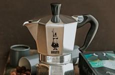 COVID-19 đem vận may đến với dòng ấm pha cà phê huyền thoại của Italy