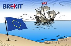 Phản ứng của Pháp đối với Anh liên quan các thỏa thuận hậu Brexit
