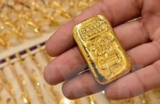 Giá vàng thế giới giảm phiên 12/5 khi lợi suất trái phiếu của Mỹ tăng