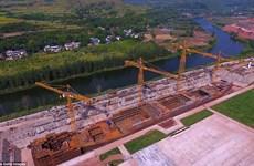 Bản sao tàu Titanic - điểm nhấn mới thu hút du khách ở Trung Quốc
