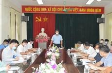 Hà Nội: Khẩn cấp kiểm tra và khắc phục sự cố nứt đê hữu Hồng