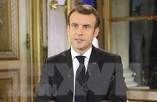 Pháp hối thúc Israel và Palestine thỏa thuận ngừng bắn