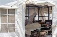 Philippines: Cháy bệnh viện điều trị COVID-19, hàng chục người sơ tán