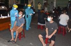 Đà Nẵng triển khai xét nghiệm SARS-CoV-2 đại diện hộ gia đình 