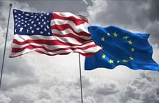 Liên minh châu Âu và Mỹ đối thoại hạ nhiệt tranh chấp thương mại