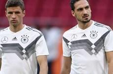 HLV Joachim Löw nói gì về việc gọi lại Thomas Müller và Mats Hummels