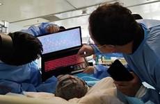 Công nghệ giúp mang lại cảm giác cho bệnh nhân bị liệt tứ chi