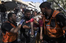 """Thủ lĩnh phong trào Hồi giáo Hamas đưa ra """"giới hạn đỏ"""" với Israel"""