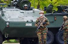 Cảnh sát Bỉ truy tìm binh sỹ 'mất tích' cùng số vũ khí nguy hiểm