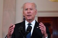 Tổng thống Mỹ Joe Biden cam kết giúp tái thiết Dải Gaza