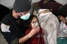 Phát hiện âm mưu khủng bố hóa học trước thềm bầu cử Tổng thống Syria