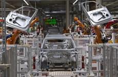 Sản lượng công nghiệp của Hàn Quốc giảm mạnh trong tháng 4