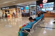 Dịch COVID-19: Lượng hành khách đi máy bay giảm mạnh