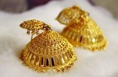 Giá vàng tại thị trường châu Á đi xuống phiên giao dịch ngày 3/6