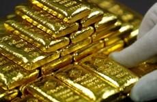 Giá vàng thế giới phiên 4/6 khép lại chuỗi 4 tuần tăng liên tiếp