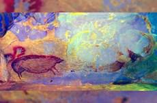 Bức tranh hang động lâu đời nhất thế giới đang nhanh chóng bị mờ đi