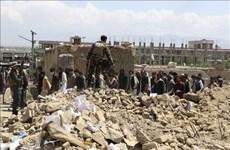 Afghanistan bắt giữ chỉ huy sư đoàn chủ chốt của Taliban