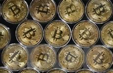 Đồng tiền kỹ thuật số bitcoin tăng mạnh về gần ngưỡng 40.000 USD