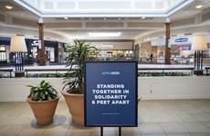 Thêm một công ty sở hữu trung tâm mua sắm tại Mỹ phá sản
