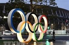 Thế vận hội Tokyo: Lãnh đạo IOC đến Nhật Bản để chuẩn bị Olympic