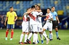 Copa America 2021: Thi đấu bế tắc, Colombia nhận thất bại đầu tiên
