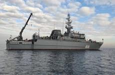 Hải quân Nga tập trận ở khu vực trung tâm Thái Bình Dương