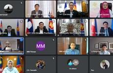 Việt Nam chủ trì phiên họp Nhóm đặc trách Sáng kiến liên kết ASEAN