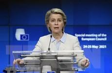 Dịch COVID-19: Châu Âu phê chuẩn kế hoạch phục hồi của Pháp